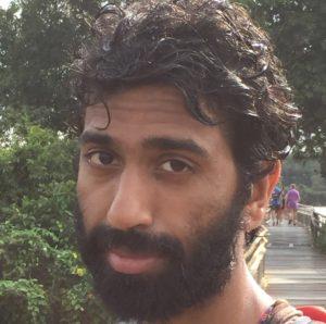 Headshot of Sainath Suryanarayanan
